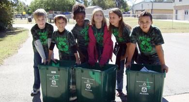 Movemos a Niños que Protegen el Medio Ambiente