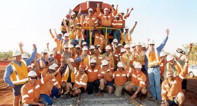 Llevamos a Trabajadores que mueven a Chile